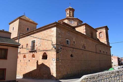 Convento del Carmen (Gea de Albarracín)