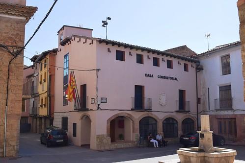 Casa Consistorial (Gea de Albarracín)