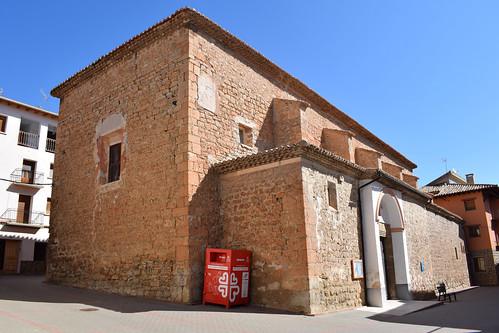 Iglesia de San Bernardo (Gea de Albarracín)