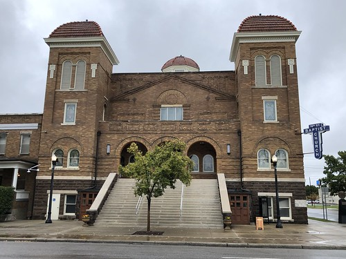 16th Street Baptist Church, Birmingham, Alabama