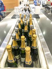 Champagne to Take Away?