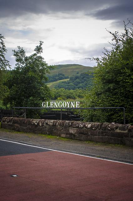 Glengoyne Backdrop