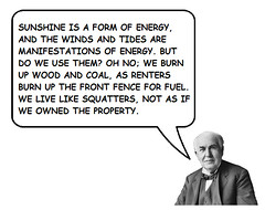 Tom Edison's Green New Deal