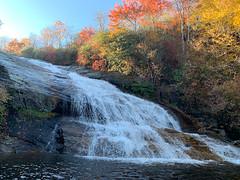 Second Falls, Graveyard Falls