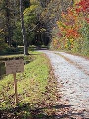 Estatoe Falls - closed