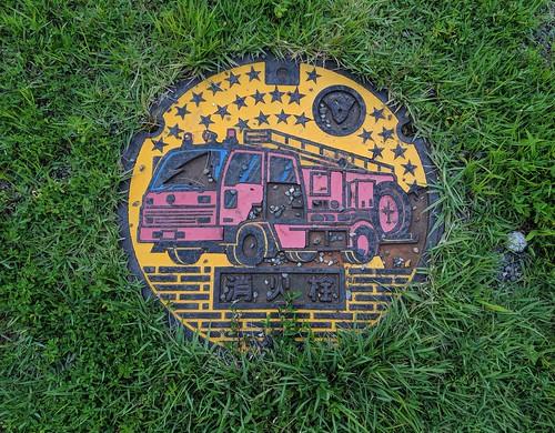 Fancy manhole
