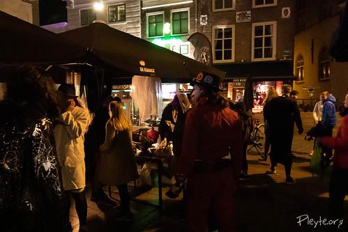 4e Runderground HalloweenRun<br/>74 foto's