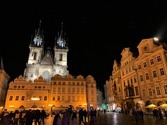 Praha fall