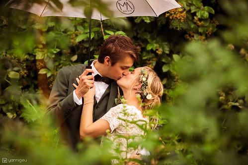 Huwelijk Margot & Alexander