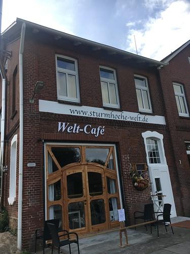 Das Welt-Café in Welt