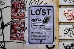 PUBLIC ART [LOST CCTV CAMERA]-157883