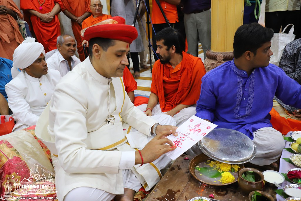 Laxmi Poojan - Kalupur Mandir