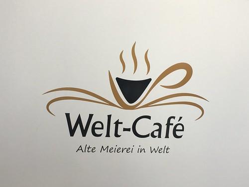 Welt-Café in Welt