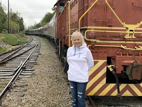 Fall Color Train