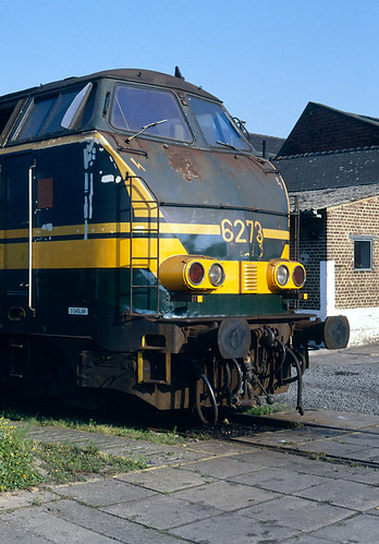 NMBS / SNCB 6273