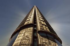 Hotel Madrid Tower.