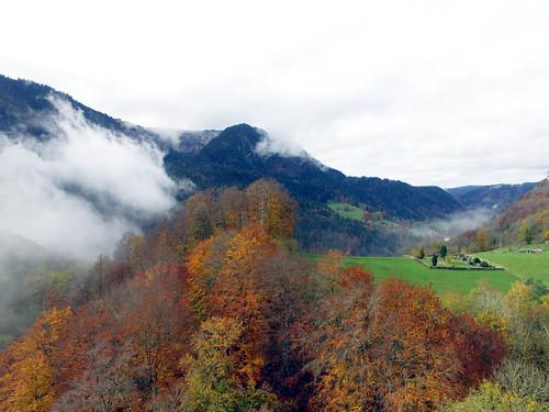 Brot-Dessous automne