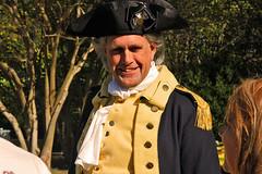 general Washington I presume