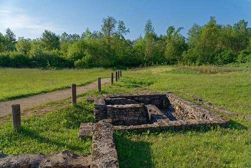 Site archéologique du Vernay - Saint Romain de Jalionas - Isère