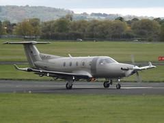 LX-JFH Pilatus PC-12 (Jetfly Aviation)