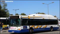 Heuliez Bus GX 317 GNV – Tisséo n°0525