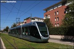 Alstom Citadis 302 – Tisséo n°5005 - Photo of Plaisance-du-Touch