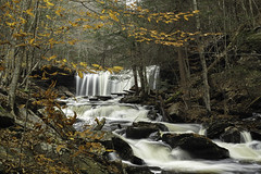 Ricketts Glen State Park Waterfalls