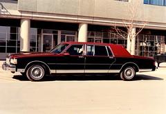 1988 Chevrolet Caprice Classic Limousine