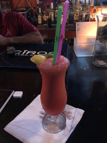 Alabama Sport and Daiquiri