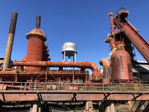 Sloss Furnaces, Birmingham. Alabama