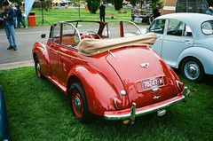 Morris Minor convertible (photo 3)