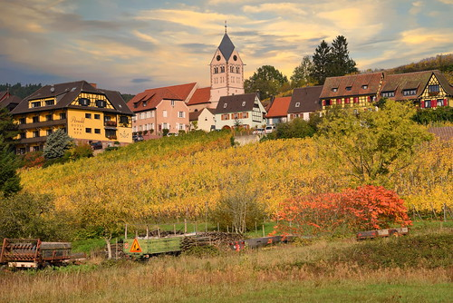 Itterswiller (Alsace, F)
