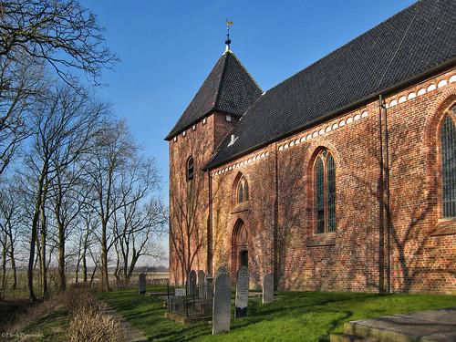 Groningen: Huizinge, Janskerk