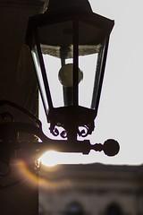Hamburger Rathaus Lampe