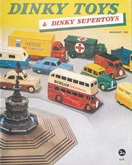 Dinky Toys Catalogue (1957)