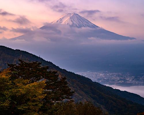 2019 Autumn Fuji