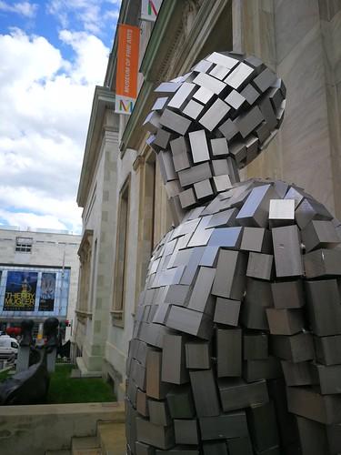 Antony Gormley, Building VI 2004