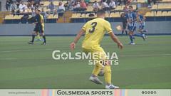 Cadetes. Villarreal CF - CD Alcoyano (02/11/2019), Jorge Sastriques