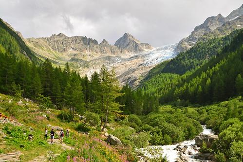 Tour of Mount Blanc Stage 7