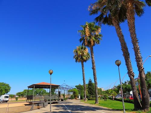 <Parque Alonso Barba> Lepe (Huelva)