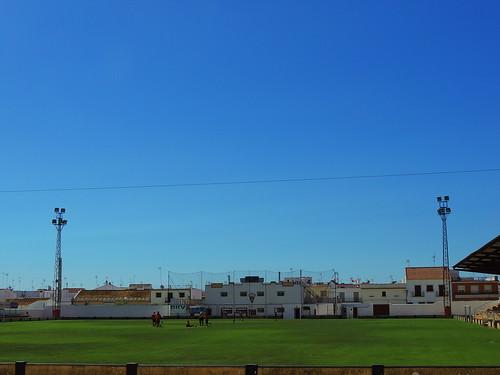 <Campo de Futbol> Lepe (Huelva)