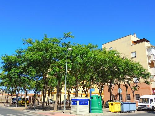 <Plaza del Nogal> Lepe (Huelva)