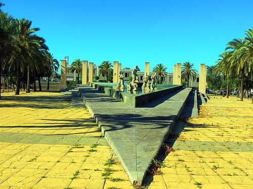 <Monumento al V Centenario del Descubrimiento de América> Lepe (Huelva)