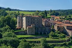 Loire - Château de Chalmazel