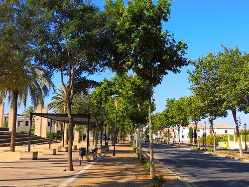 <Avdª del Descubrimiento> Lepe (Huelva)