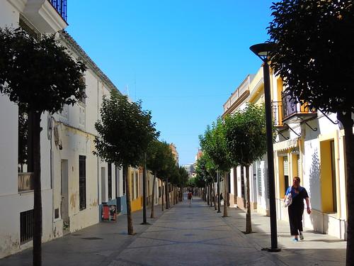 <Calle Manuel Vela> Lepe (Huelva)