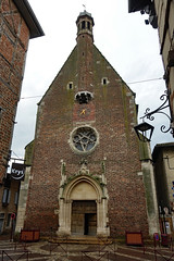 2019-10-17 10-21 Lyon 156 Châtillon-sur-Chalaronne, Église Saint-André - Photo of Saint-André-le-Bouchoux