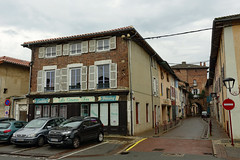 2019-10-17 10-21 Lyon 152 Châtillon-sur-Chalaronne - Photo of Saint-André-le-Bouchoux