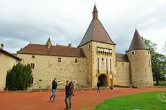 2019-10-17 10-21 Lyon 118 Château de Corcelles