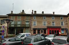 2019-10-17 10-21 Lyon 153 Châtillon-sur-Chalaronne - Photo of Saint-André-le-Bouchoux